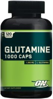 Фото - Аминокислоты Optimum Nutrition Glutamine 1000 caps 240 cap