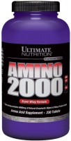 Аминокислоты Ultimate Nutrition Amino 2000 330 tab