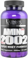 Аминокислоты Ultimate Nutrition Amino 2002 100 tab