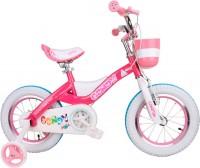 Фото - Детский велосипед Royal Baby Candy Steel 14
