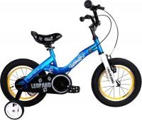 Фото - Детский велосипед Royal Baby Leopard Steel 14