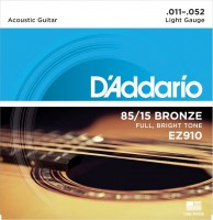 Струны DAddario 85/15 Bronze 11-52