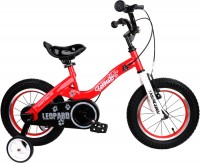 Детский велосипед Royal Baby Leopard Steel 16