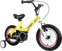 Детский велосипед Royal Baby Leopard Steel 18