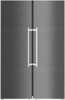 Холодильник Liebherr SBSbs 8673 черный