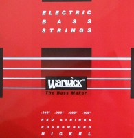 Струны Warwick Nickel Electric Bass M4 45-105