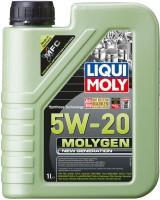 Моторное масло Liqui Moly Molygen New Generation 5W-20 1л