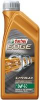 Моторное масло Castrol Edge Supercar 10W-60 1л