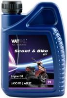 Моторное масло VatOil 2T Scoot and Bike 1л