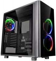 Фото - Корпус (системный блок) Thermaltake View 31 Tempered Glass RGB Edition черный