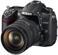 Фотоаппарат Nikon D7000  kit 18-55