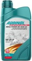 Моторное масло Addinol Mega Power MV 0538 C2 5W-30 1л