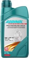 Моторное масло Addinol Pole Position 10W-50 1L 1л