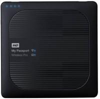 Жесткий диск WD My Passport Wireless Pro WDBVPL0010BBK 1ТБ