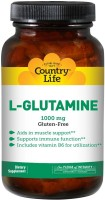 Фото - Аминокислоты Country Life L-Glutamine 60 tab