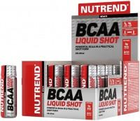 Фото - Аминокислоты Nutrend BCAA Liquid Shot 20x60 ml