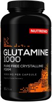 Фото - Амінокислоти Nutrend Glutamine 1000 120 cap