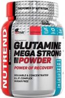 Фото - Аминокислоты Nutrend Glutamine Mega Strong Powder 500 g