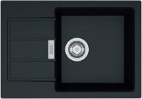 Кухонная мойка Franke Sirius SID 611-62 Slim 620x435мм