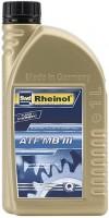 Фото - Трансмиссионное масло Rheinol ATF MB III 1л