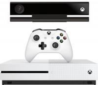 Фото - Игровая приставка Microsoft Xbox One S 500ГБ Kinect