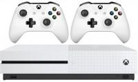 Фото - Игровая приставка Microsoft Xbox One S 500ГБ 2 геймпада