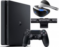 Игровая приставка Sony PlayStation 4 Slim 500Gb + VR + Camera