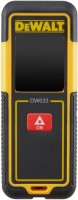 Нивелир / уровень / дальномер DeWALT DW033 30м, кейс