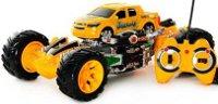 Фото - Радиоуправляемая машина Limo Toy Aqua Drive 1:12