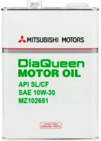 Моторное масло Mitsubishi DiaQueen 10W-30 SL/CF 4L