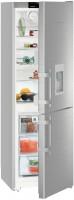 Холодильник Liebherr CNef 3535 серебристый