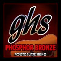 Фото - Струны GHS Phosphor Bronze 30