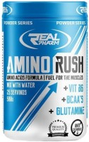 Фото - Аминокислоты Real Pharm Amino Rush 500 g
