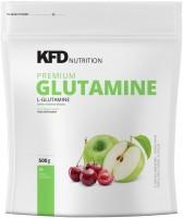 Фото - Аминокислоты KFD Nutrition Premium Glutamine 500 g