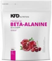 Фото - Аминокислоты KFD Nutrition Premium Beta-Alanine 300 g