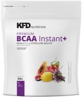 Фото - Аминокислоты KFD Nutrition Premium BCAA Instant Plus 350 g