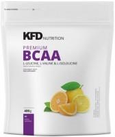 Фото - Аминокислоты KFD Nutrition Premium BCAA 400 g