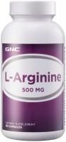 Фото - Аминокислоты GNC L-Arginine 500 90 cap