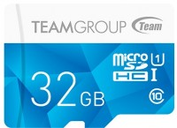 Фото - Карта памяти Team Group Color Card microSDHC UHS-1  32 ГБ