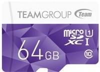 Карта памяти Team Group Color Card microSDXC UHS-1 64Gb