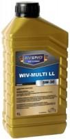 Моторное масло Aveno WIV-Multi LL 5W-30 1л