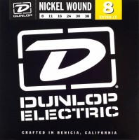 Фото - Струны Dunlop Nickel Wound Extra Light 8-38
