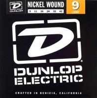 Струны Dunlop Nickel Wound Light 9-42