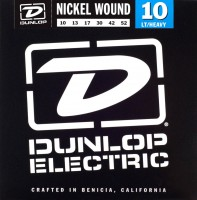 Струны Dunlop Nickel Wound Light/Heavy 10-52