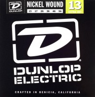Фото - Струны Dunlop Nickel Wound Extra Heavy 13-56