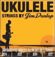 Струны Dunlop Ukulele Soprano Pro