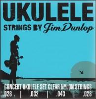 Струны Dunlop Ukulele Concert