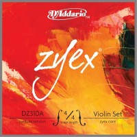 Струны DAddario ZYEX/A Violin 4/4 Medium