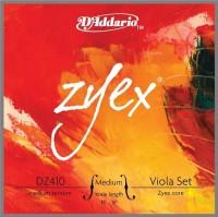 Струны DAddario ZYEX Viola MM