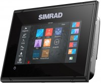 Эхолот (картплоттер) Simrad GO5 XSE Basemap and TotalScan